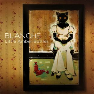 Blanche - Little Amber Bottles (LP) (EX-/VG-)